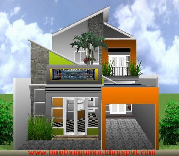 Desain Rumah Minimalis Dengan Tempat Usaha home improvement and family desain rumah bpk islah desain