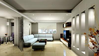 Design Interior Apartemen Mungil