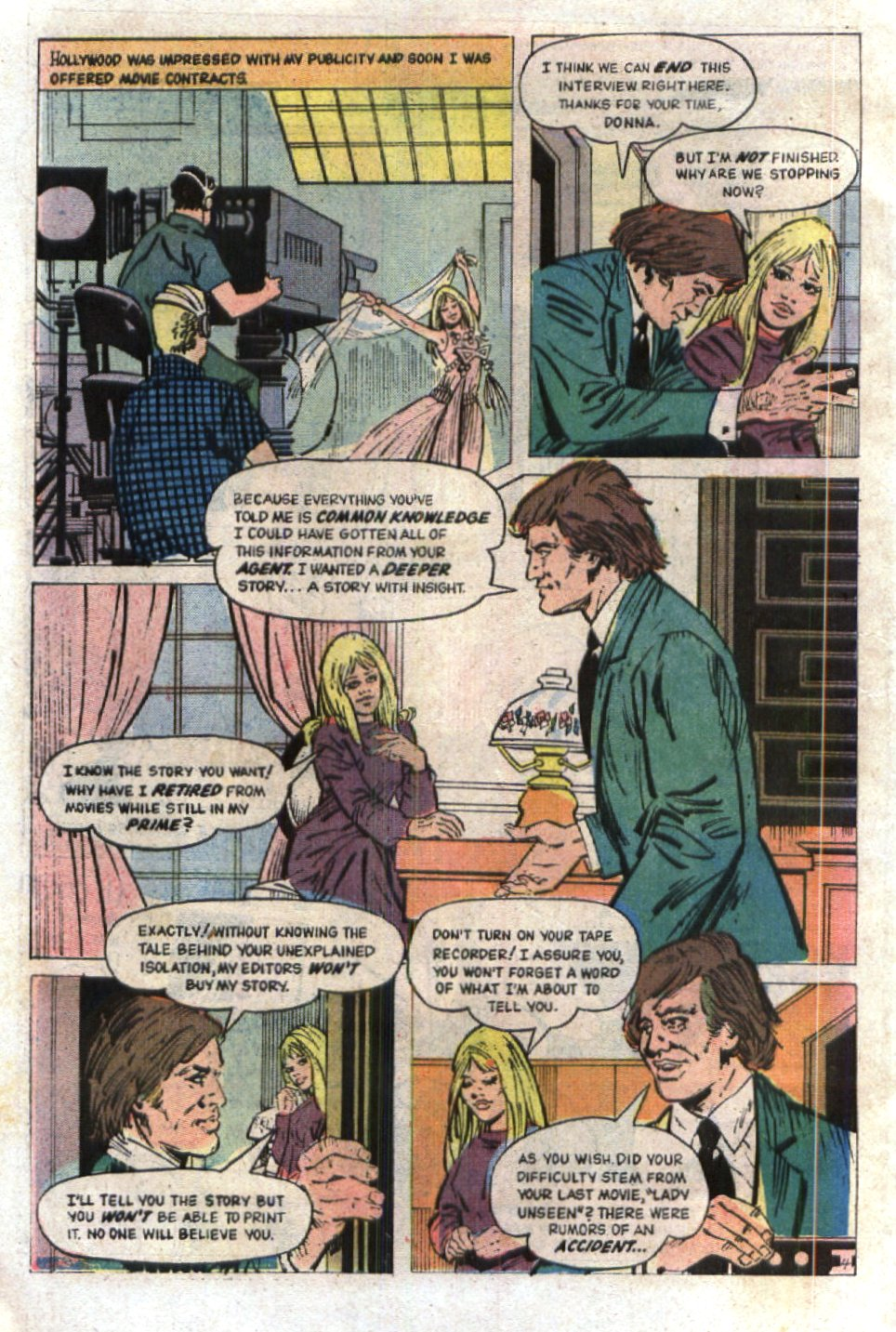 Read online Scary Tales comic -  Issue #16 - 6