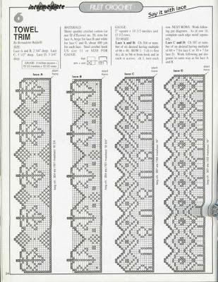 esquema de chaleco al crochet circular - Compra - Venta - Argentina