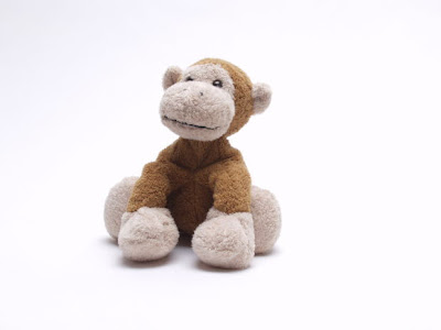 mmmcrafts: drum roll pleaseMolly Monkey pattern done!