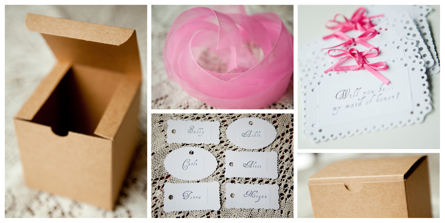 ashley sturm photography blog: DIY Bridesmaid Invitational Present