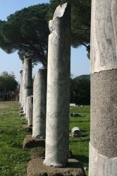 Ostia Antica, harbor city of ancient Rome