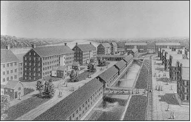 an overview of the factory workers in lowell factory Start studying apush u4 ch10 learn vocabulary boston businessmen group opened first power loom and lowell factory in workers' unsuccessful attempt for.