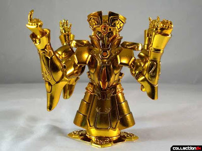 gemini gold saint cloth