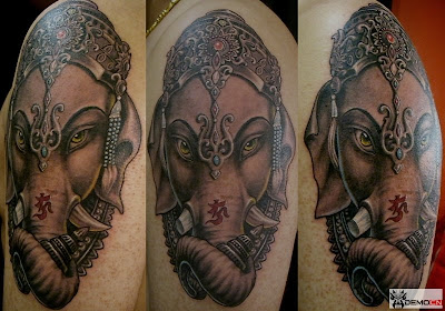 Elephant Tattoos Design
