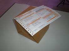 Penghantaran melalui Poslaju Malaysia
