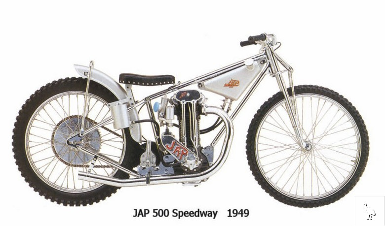 Moto Freako The Evolution Of The Speedway Bike