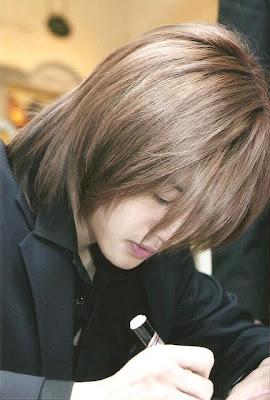 model rambut korea pria