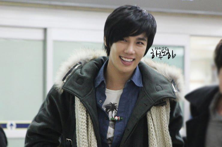 Jung Min De nuevo en Seúl en la víspera de Navidad 5