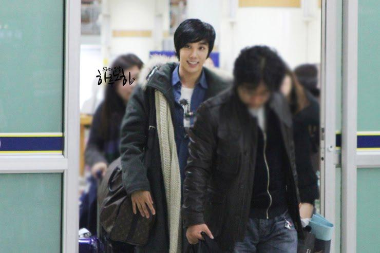 Jung Min De nuevo en Seúl en la víspera de Navidad 1