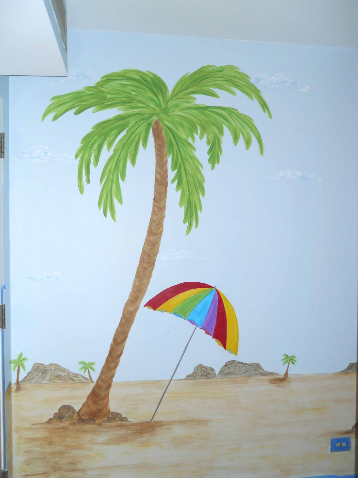 Liza bean designs lhh time out room tropical waterfall for Fewell custom homes