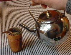 Chás e seus Poderes de cura!