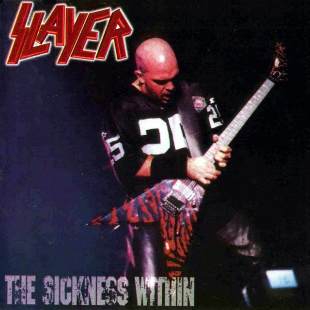Slayer - The Sickness Within (1995)