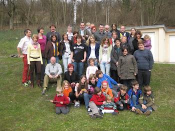 Gemeindefreizeit 2010 am Hesselberg