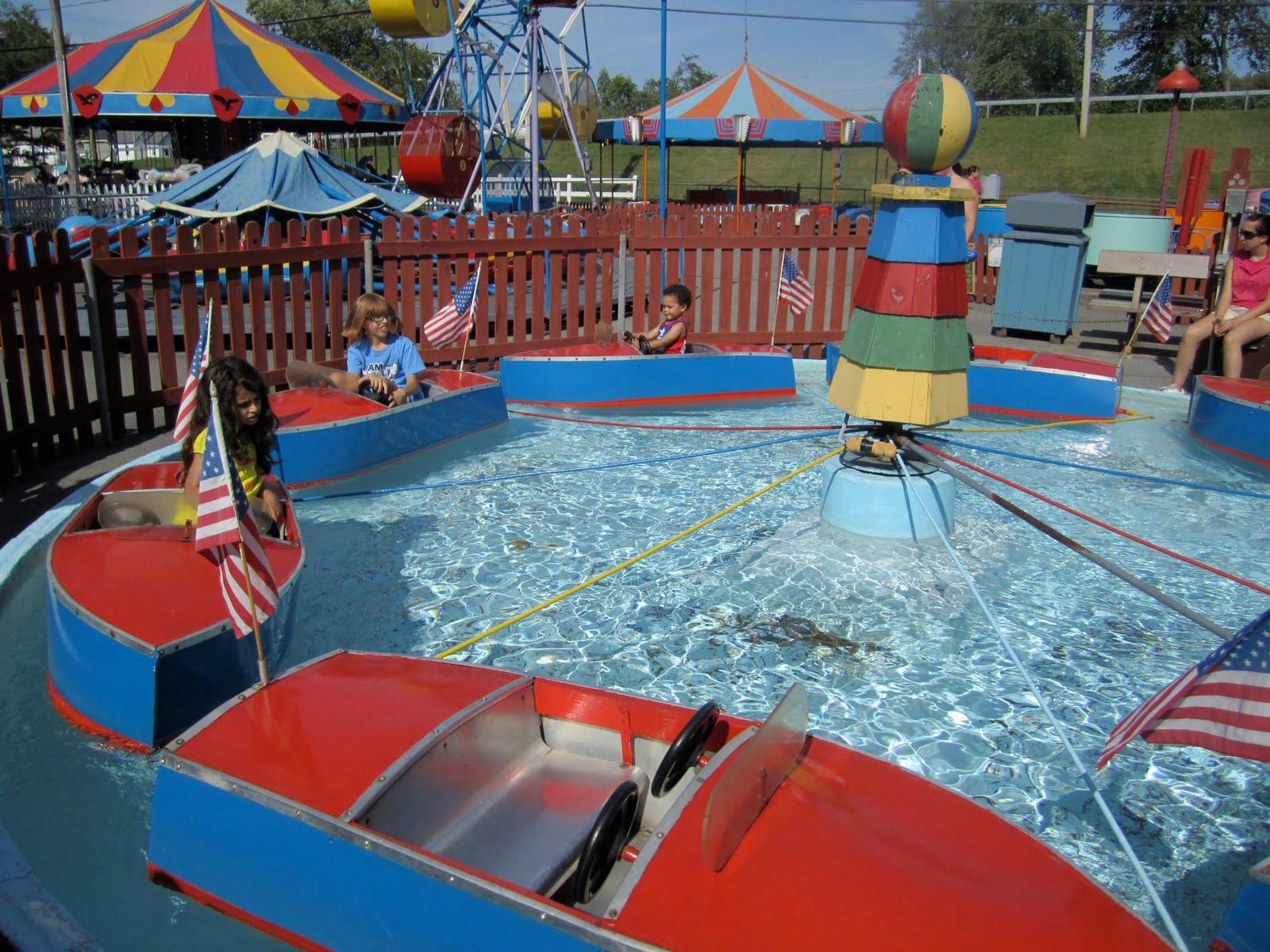 old school amusement parks sylvan beach ny