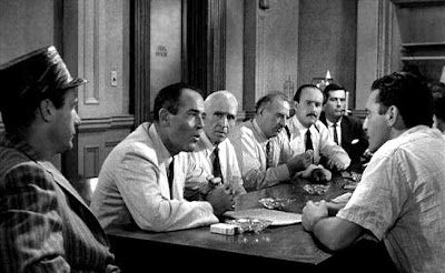Image of jury in the movie Twelve Angry Men