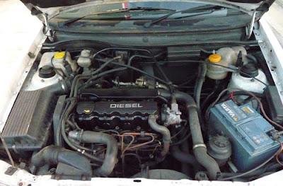 Astra Martin engine