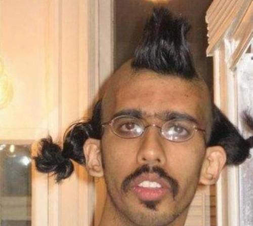 ugly hairdos bad