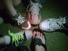 Our shoes~busuk!^^