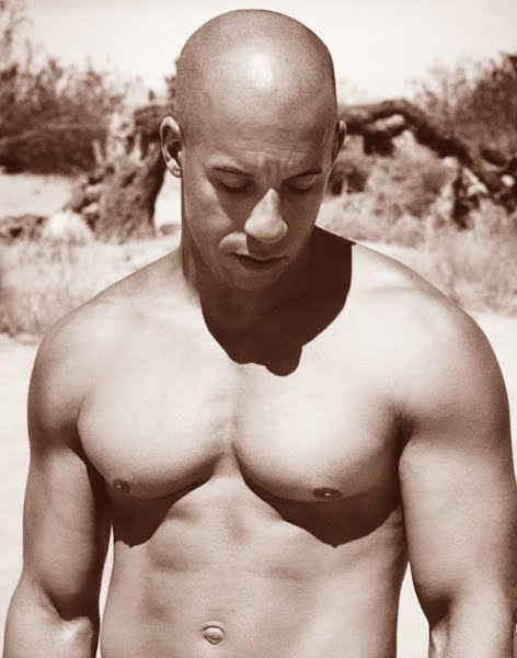 vin diesel body fat. vin diesel brother pictures.