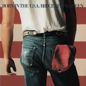 born in the usa covers