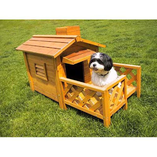 12 luxury doghouses