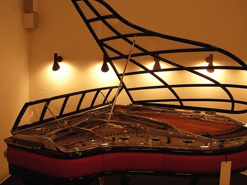 Mighty Lists: 11 unusual pianos