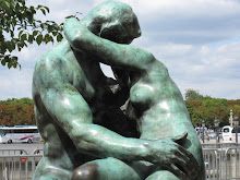 "Rodin's ""The Kiss"""