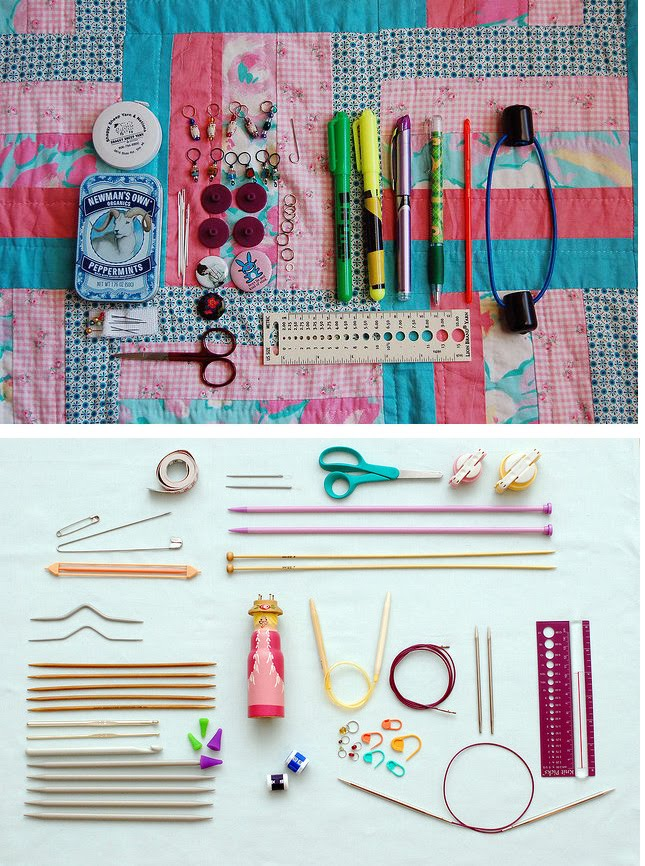 Knitting Tools For Kids : Designer knits knitting tools