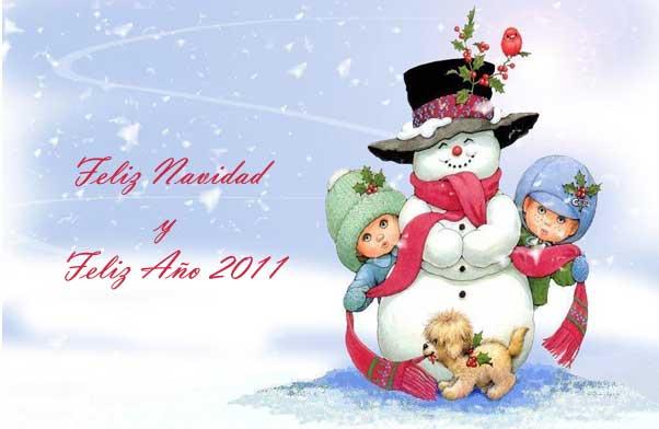 ESPERANDO UN NUEVO AÑO Feliz-navidad-2011