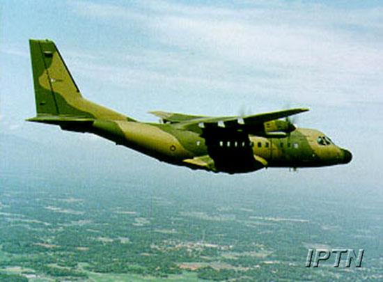 Pesawat cn 235 Indonesia Pesawat Cn-235