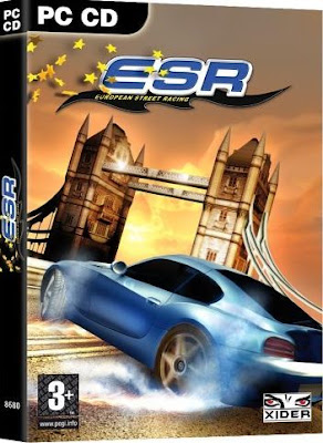 European Street Racing Full ISO