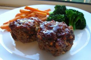 Eat Freely: Meatloaf Muffins, Mmmmm
