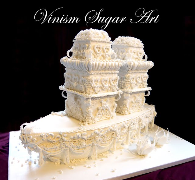 Cake And Sugar Art Nz : vinism sugar art