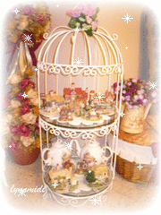 2 TIER WROUGHT  IRON - RM390