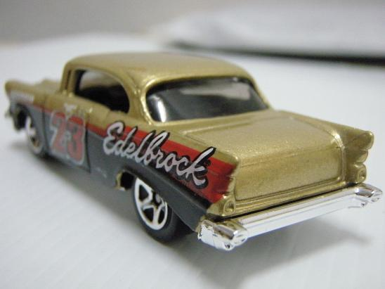 Hotwheels Collectables Hot Wheels 57 Chevy Bel Air