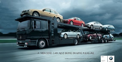 Funny Bmw Advertising