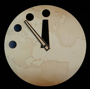 Doomsday Clock, Jam Kiamat Made in America