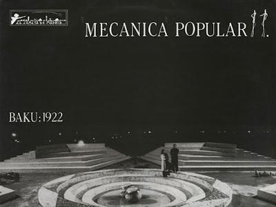 Mecánica Popular - Baku:1922 (VINILO) / (VINYL)