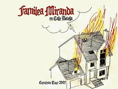 Familea Miranda - En Calle Botella (European Tour 2007)