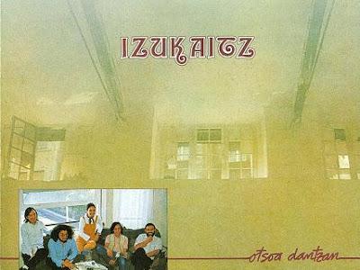 REPOST: Izukaitz - Otsoa Dantzan (FLAC + MP3 320 kbps)