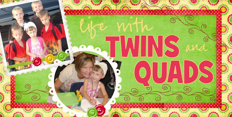Life with Twins and Quads