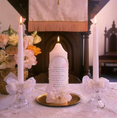 YOUR EVENTS SERVICES Unity Candle