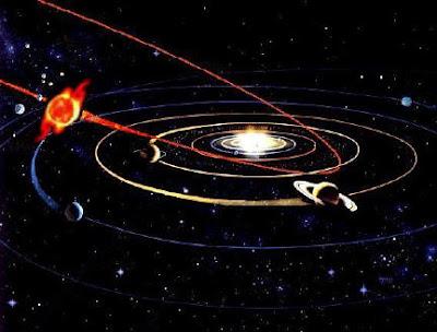 Planeta X, locul de unde au venit zeii