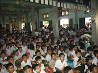 Holiday Dhamma School