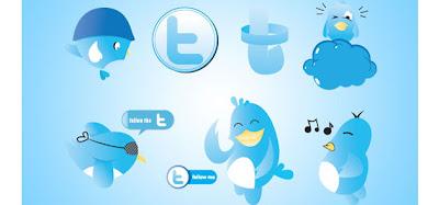 twitter icon,twitter art vector
