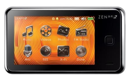 Creative Zen X Fi2 PMP