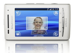 Sony Ericsson Xperia X8 Android