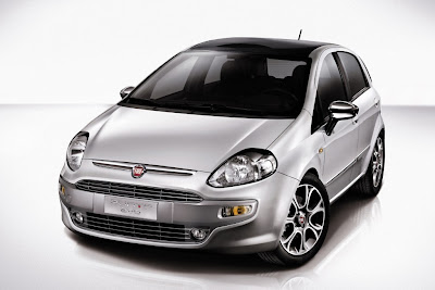 2011 Fiat Punto Evo wallpapers
